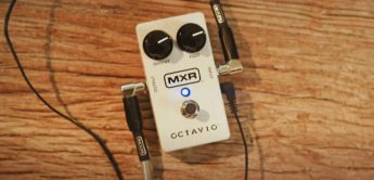 Test: MXR Octavio, Fuzz-Pedal
