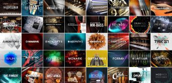 Test: Native Instruments Komplete 13, Musikstudio-Software-Bundle