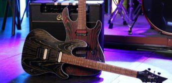 NAMM 2020: Cort stellen GX300 Etched E-Gitarren vor