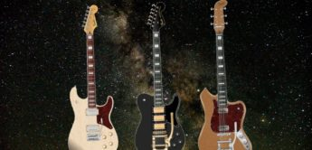 NAMM 2020: Fender Parallel Universe, E-Gitarre