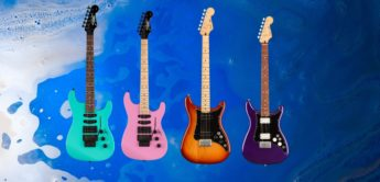 NAMM 2020: Fender Player Lead, Fender Limited Edition HM Strat, E-Gitarre