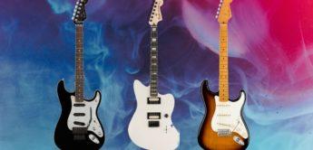 NAMM 2020: Fender Tom Morello, Jim Root, Eric Johnson Signature, E-Gitarre