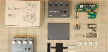 NAMM 2020: Korg Nu:Tekt OD-S Skit Overdrive Pedal