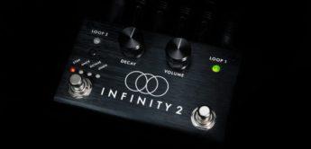 NAMM 2020: Pigtronix präsentieren Infinity 2, Looper Pedal