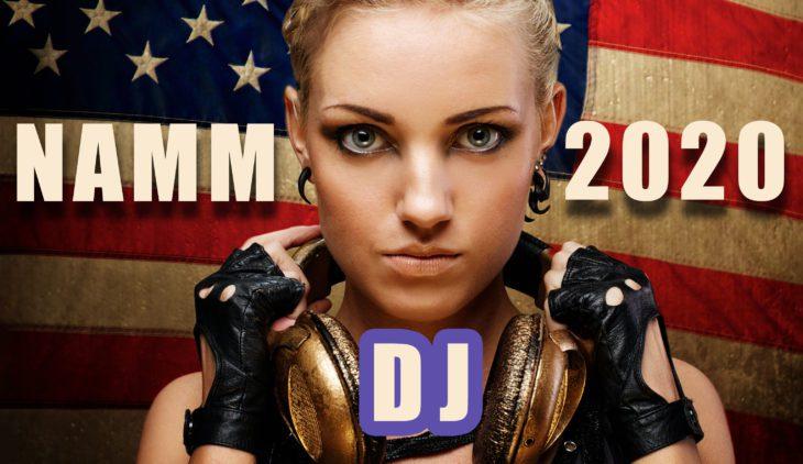 NAMM 2020 Rundgang DJ