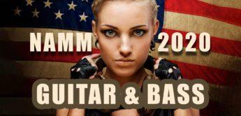 Report: NAMM 2020 Rundgang Gitarre & Bass