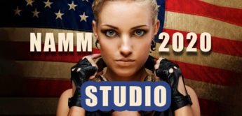 Namm News 2020 Studio