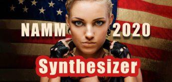 Report: NAMM 2020 Synthesizer, Euroracks und Grooveboxen