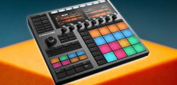 Native Instruments präsentiert Standalone Groovebox Maschine+