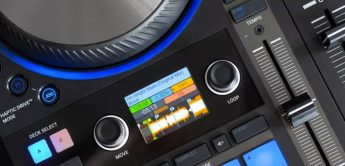 Report: Native Instruments Kontrol S4 MK3 Screen Hack