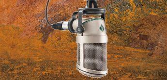 Test: Neumann BCM-705, dynamisches Broadcast-Mikrofon