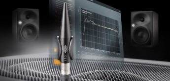 Neumann MA 1: Besserer Raumklang dank Messmikrofon und Software