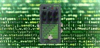 News: Electro Harmonix bringen Mainframe Bit Crusher