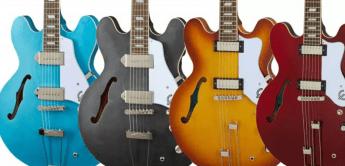 Epiphone Casino Riviera E-Gitarren News