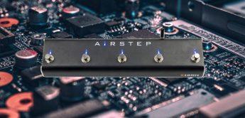 News: XSonic Airstep, MIDI-Controller