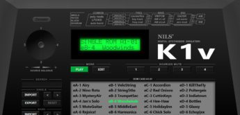 Interview: Kawai K1v Freeware VST von Nils Schneider