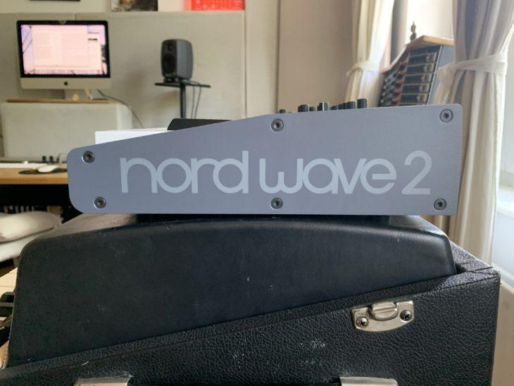 Test Nord Wave 2 von Clavia
