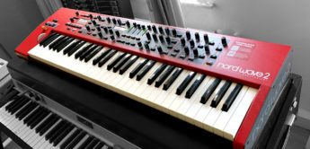 Test: Clavia Nord Wave 2, Sample Synthesizer