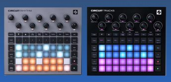 Novation Circuit Rhythm & Circuit Tracks Grooveboxen geleakt