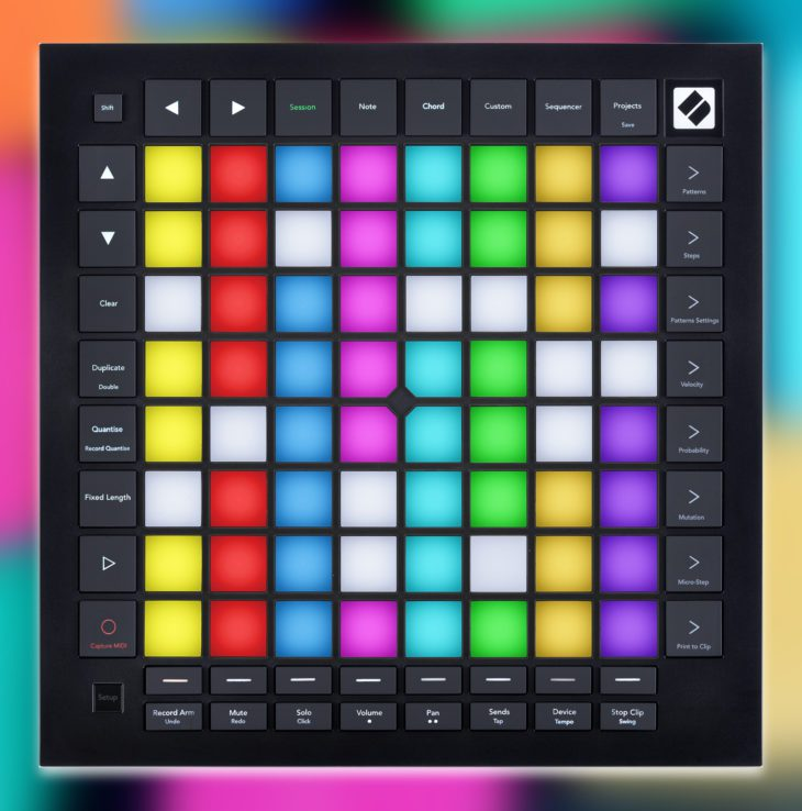 test novation launchpad pro mk3