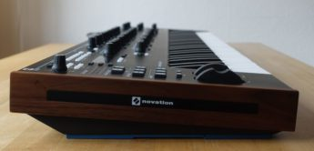 Praxis-Report: Novation Summit, Bi-Timbral Synthesizer