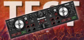 Test: Numark DJ2GO2 Touch DJ-Controller