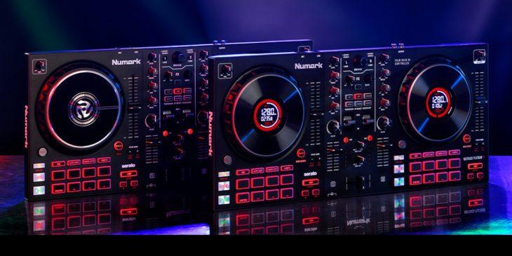 Numark Mixtrack Platinum Pro