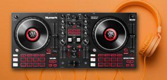 Test: Numark Mixtrack Platinum FX DJ-Controller