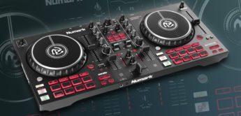 Test: Numark Mixtrack Pro FX DJ-Controller