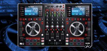 Test: Numark NV II DJ-Controller