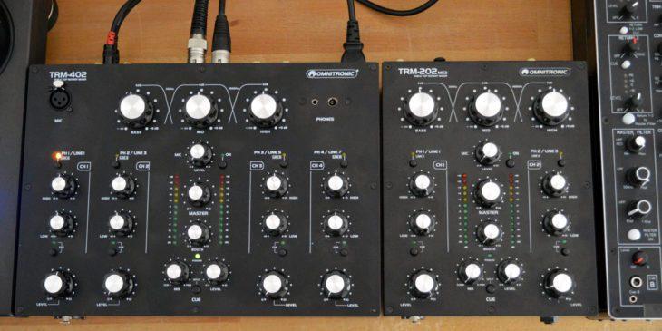 Omnitronic TRM202MK3