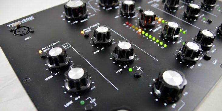 Omnitronic TRM402