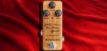 Test: One Control Golden Acorn Overdrive Special, Verzerrer-Pedal