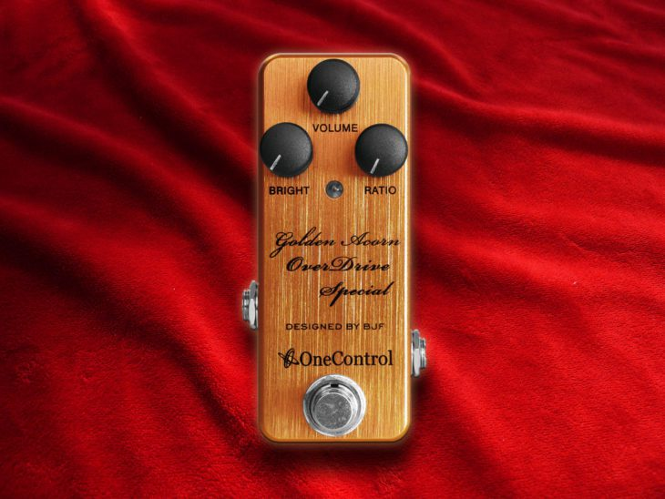 One Control Golden Acorn Overdrive Special