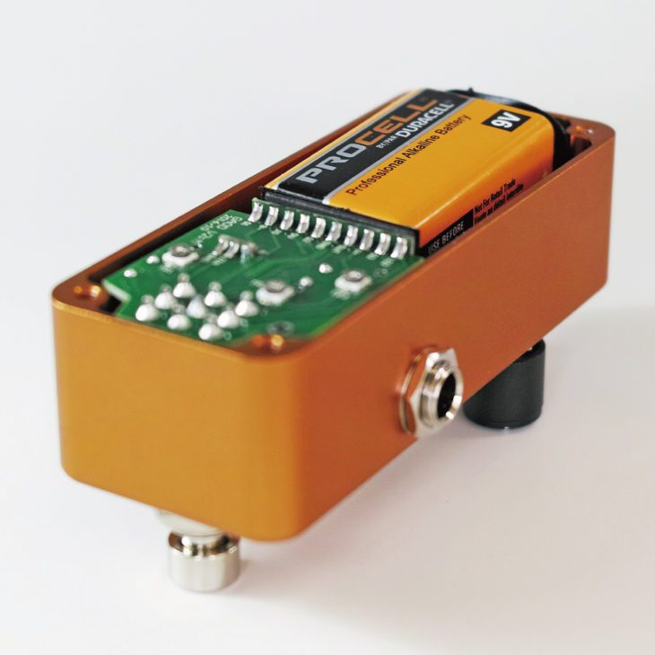 One Control Golden Acorn Overdrive Special Batterie