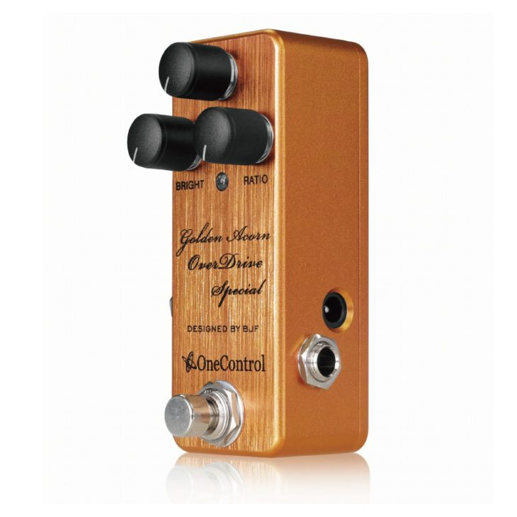 One Control Golden Acorn Overdrive Special right angel