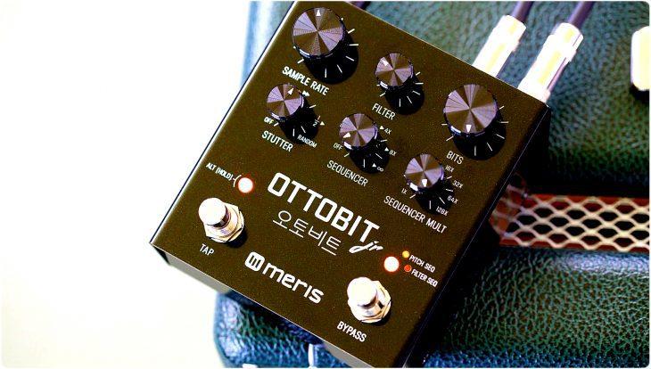 TEST Ottobit Jr Meris Bitcrusher Pedal