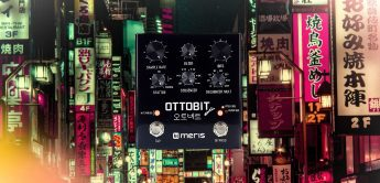 Test: Meris Ottobit Jr., Gitarrenpedal