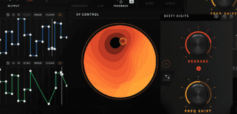 Test: Output Thermal, Distortion Effekt Plugin