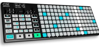 Oxi Instruments One, Step-Sequencer für CV/Gate & MIDI