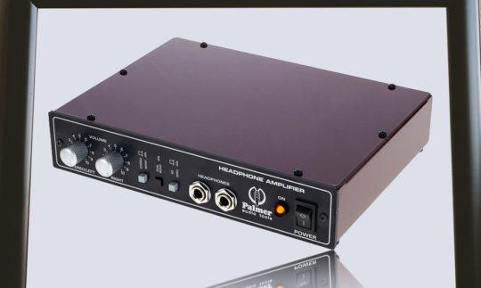 Test: Palmer PHDA 02, Kopfhörerverstärker