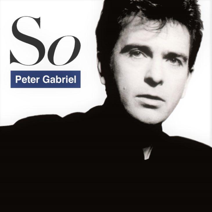 """Das Cove von Peter Gabriels Klassiker """"So"""". Die Gitarrensounds auf der der Platte sind mit dem Roland SRV-2000 produziert worden."""