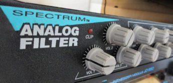 Zeitmaschine: Peavey Spectrum Analog Filter (1994)