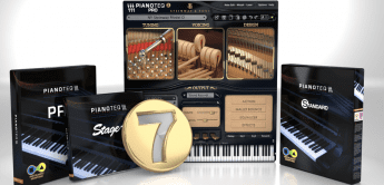 Modartt Pianoteq 7 – Physical Modeling Piano für die DAW