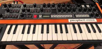 PikoPiko Factory Prophet-mini, Analog-Synthesizer