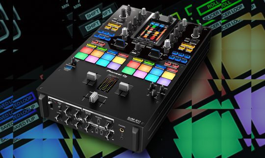Test: Pioneer DJM-S11 DJ-Battlemixer