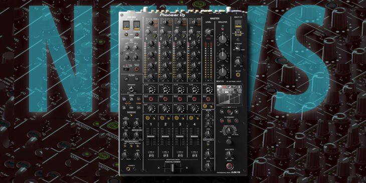 Pioneer DJM-V8