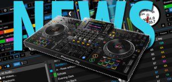 Pioneer XDJ-XZ Serato DJ Pro