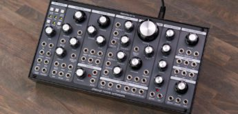 Pittsburgh Modular Lifeforms SV-1b – East Coast Synthesizer