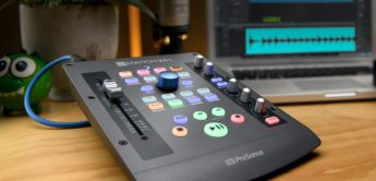 Test: Presonus ioStation 24c, USB-Audiointerface, Monitorcontroller